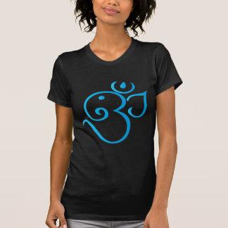 T-shirt OM-ganpati-turqoise