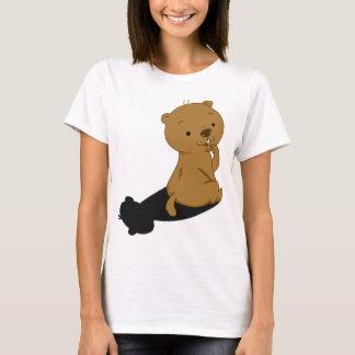 T-shirt Ombre de Groundhog