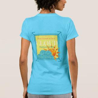 T-shirt Ombre de nuage