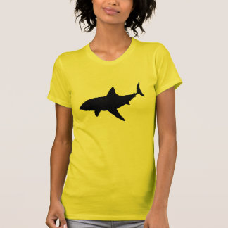T-shirt Ombre de requin