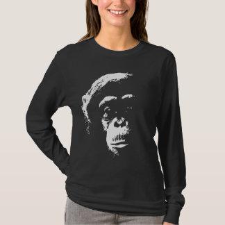 T-shirt Ombres de chimpanzé