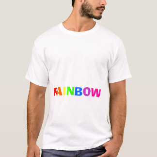 T-shirt OMG…. Il est un PLEIN sur le DOUBLE, R, A, I, N,
