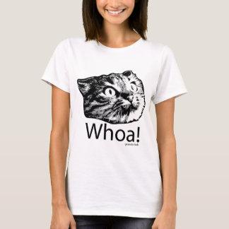 T-shirt OMG whoa futé ET magnifique