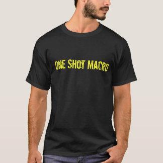 T-shirt On a tiré le macro