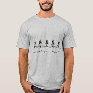 T-shirt On aime le sport