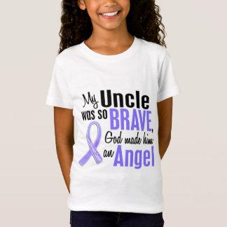 T-Shirt Oncle cancer de l'estomac de l'ange 1