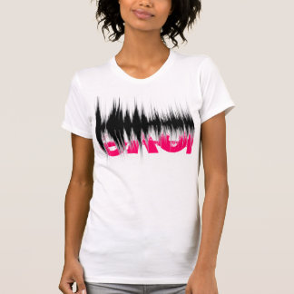 T-shirt Onde sonore cachée T d'amour