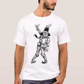 T-shirt Ondulation d'épouvantail