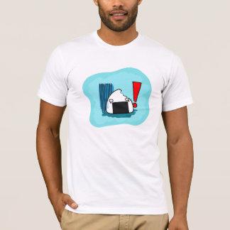 T-shirt Onigiri mordu