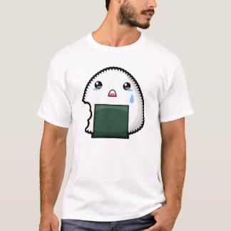 T-shirt Onigiri triste