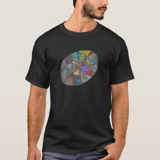 T-shirt Opale noire