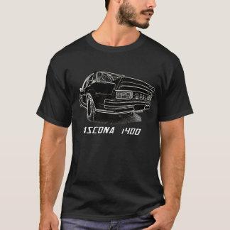 T-shirt Opel Ascona i400