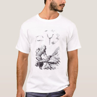 T-shirt Opération chirurgicale pour amputer une jambe