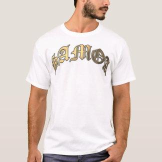 T-shirt Or arqué du SAMOA