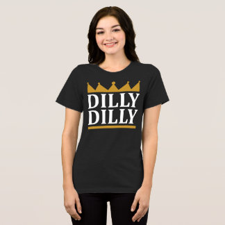 T-shirt Or de Dilly Dilly
