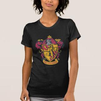 T-shirt Or et rouge de crête de Harry Potter   Gryffindor
