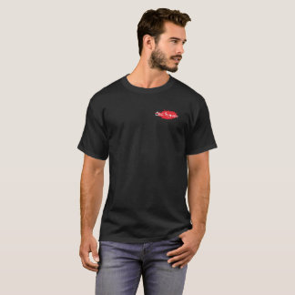 T-shirt Orc débarrasse des plants peu vigoureux T noir