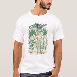 T-shirt Orchidée