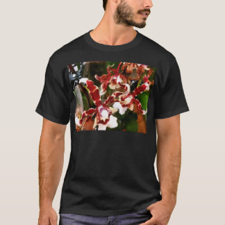 T-shirt Orchidée
