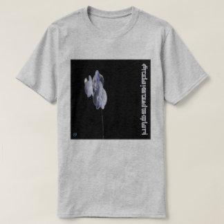 T-shirt Orchidée d'incertitude