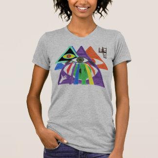 T-shirt Ordonné