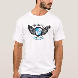 T-shirt Ordre fraternel du faucon bleu, faucon bleu