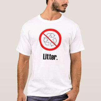 T-shirt Ordures