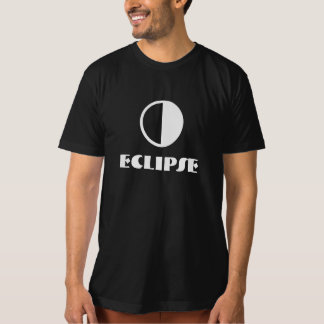 T-shirt organique d'ÉCLIPSE