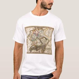 T-shirt Oriental - carte européenne