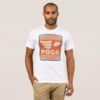 T-shirt original à la mode de milliseconde de