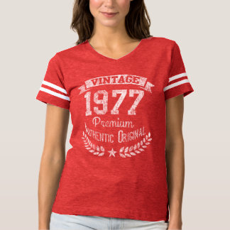 T-shirt Original de la meilleure qualité de quarantième