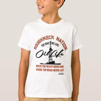 T-shirt Original de la VIE d'HUILE