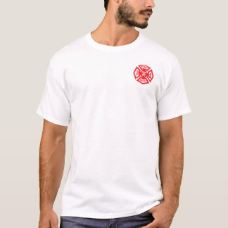 T-shirt Original de sapeur-pompier