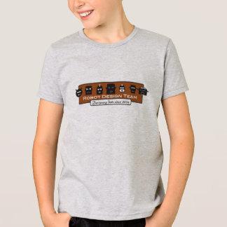 T-shirt Original d'équipe de créateurs de robot