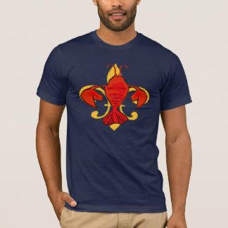 T-shirt Original Fleur De Craw
