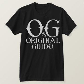 T-SHIRT ORIGINAL GUIDO DE GIOVANNI PAOLO OG