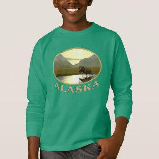 T-shirt Orignaux d'après-midi