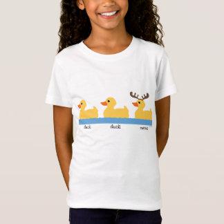 T-Shirt Orignaux de canard de canard