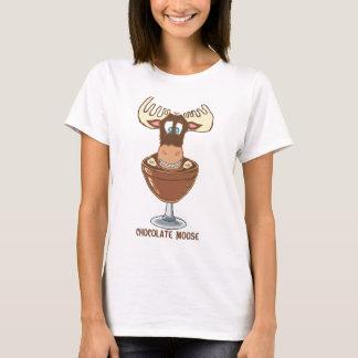 T-shirt Orignaux de chocolat