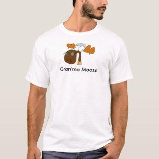 T-shirt Orignaux de Gran'ma