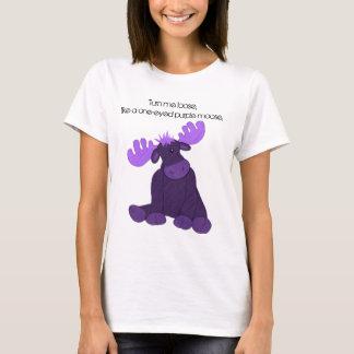 T-shirt Orignaux de pourpre de Hanson