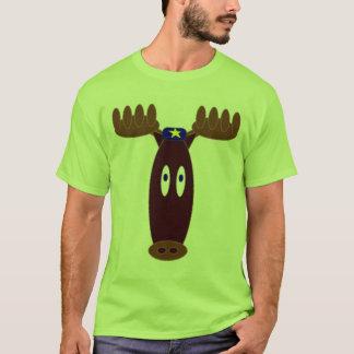T-shirt Orignaux de shérif