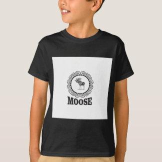 T-shirt orignaux fleuris de cercle