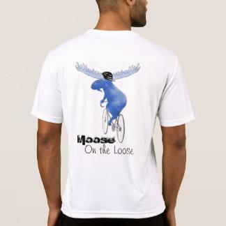 T-shirt Orignaux sur le lâche