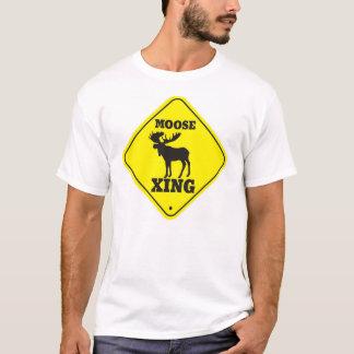 T-shirt Orignaux xing