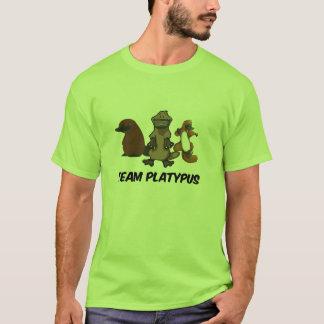 T-shirt Ornithorynque d'équipe