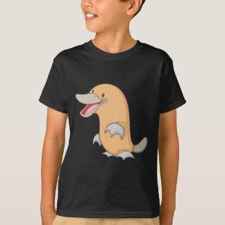 T-shirt Ornithorynque heureux