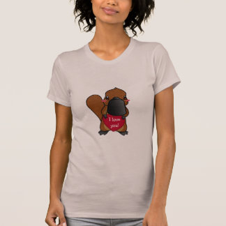 T-shirt Ornithorynque mignon