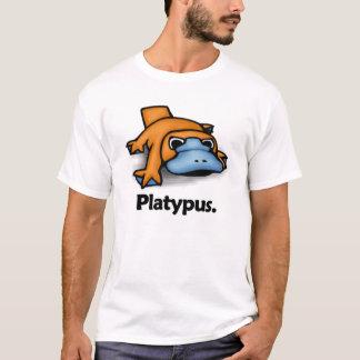T-shirt Ornithorynque Platypus.