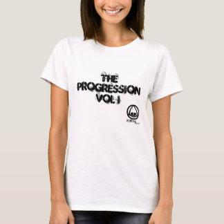 T-shirt OrphanzLogo, la progression vol. I